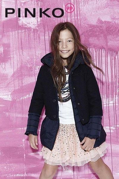 Kid Style: Pinko Kids F/W 2014/15 | AFancyGirlMust.com