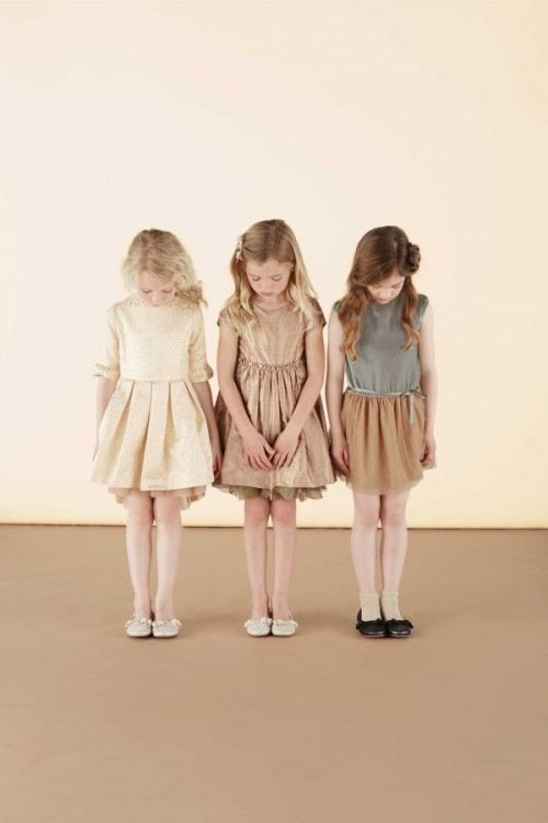 Kid Style: Marie Chantal A/W 2014 | AFancyGirlMust.com