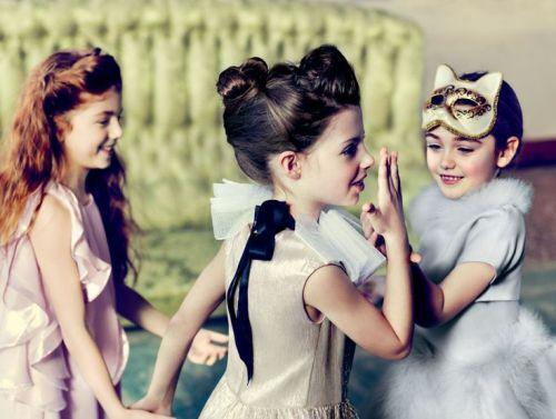 Kid Style: Baby Dior A/W 2014 | AFancyGirlMust.com