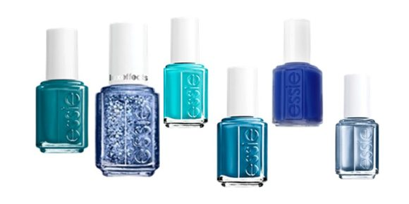 Friday Fresh Picks: Frozen in the Real World || Essie Blues | AFancyGirlMust.com