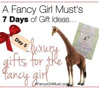 2014 Holiday Gift Guide: Luxury Gifts for Fancy Girls