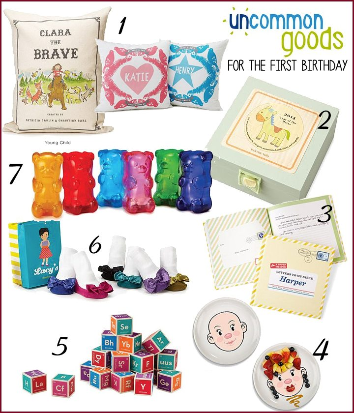 Baby Gifts For Birthday : Uncommon and unique birthday gifts for baby her
