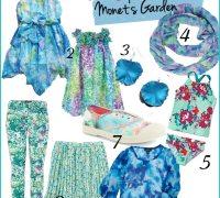 Trendspotting for SS 2015: Monet's Garden | AFancyGirlMust.com