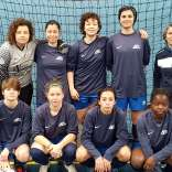 Equipe Seniors F futsal