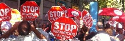 Convocatoria Stop desahucios granada 15M