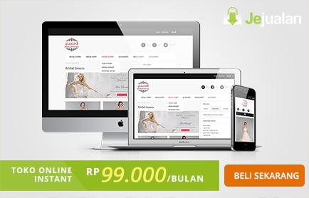 Software Website Toko Online