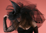 hips and curves sexy witch hat