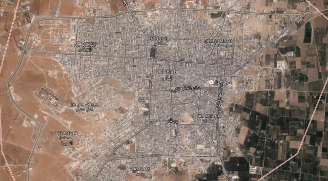 The Gate: Standoff Against Daesh