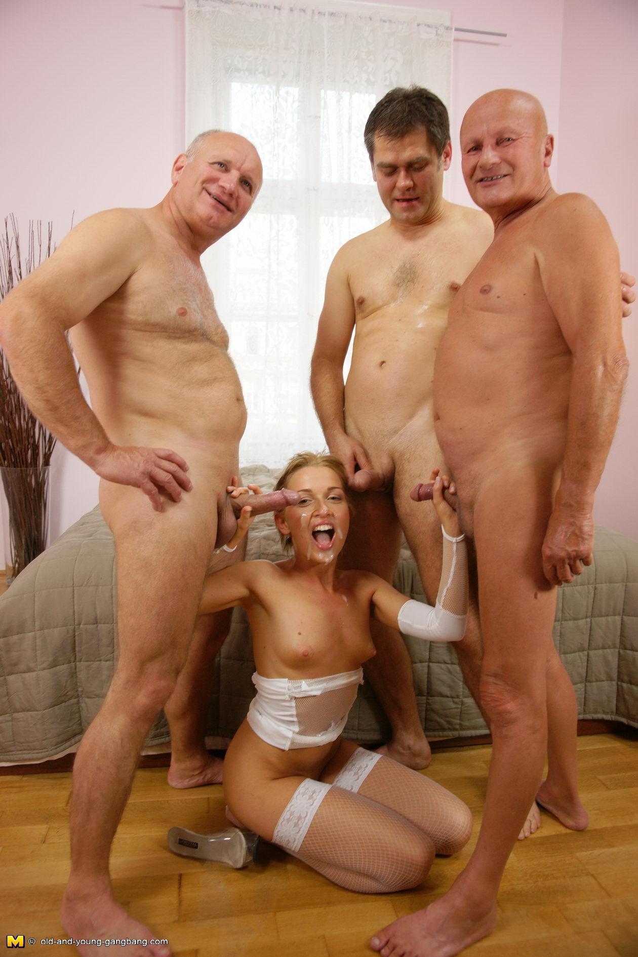 fucking older men younger girls