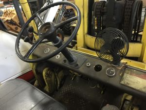 Hyster S150 15000lb Forklift For Sale 3
