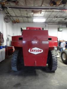 used Taylor 60000lb forklift for sale