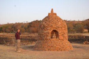 emoyeni stupa