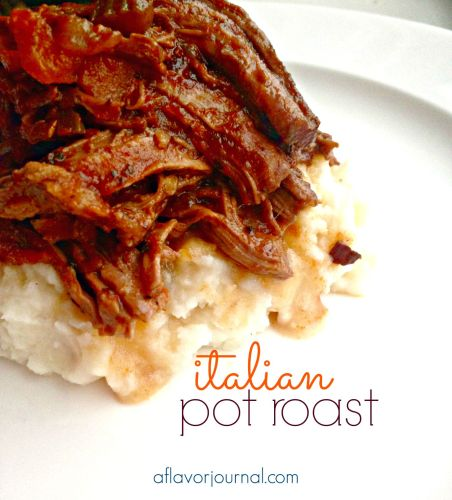 italian pot roast. | a flavor journal.