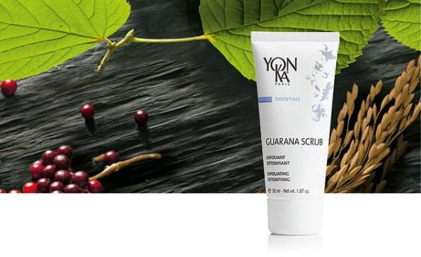Le produit du mois: Le gommage guarana Yon ka