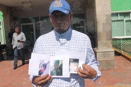 El padre acusa a las autoridades poner trabas en el caso.
