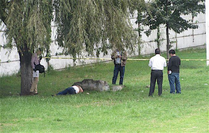 Familiares de mujer asesinada escucharon su muerte por teléfono