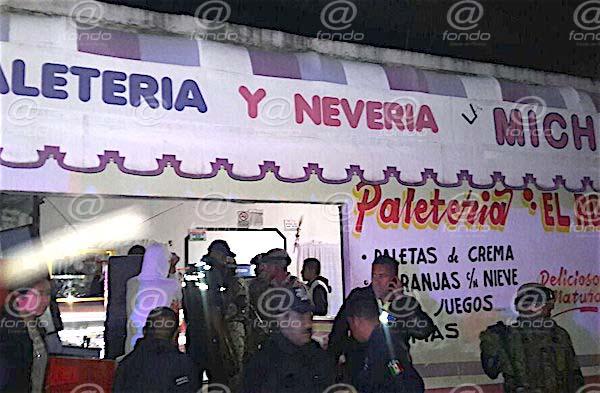 Matan a balazos a líder de ejidatarios en Chalco; pobladores buscan a asesinos
