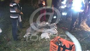 Mueren 6 personas tras caer auto a una presa de Edomex; tres eran niños