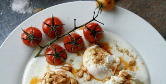 poached eggs feature pic
