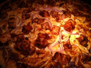 BBQ Chicken Pizza (Photo Credit: Adroit Ideals)