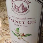 My Favorite Roasted Walnut Oil (Photo Credit: Adroit Ideals)