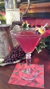 Christmas Cheer Cocktail