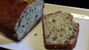 Savory Zucchini Bread -- ready to serve!   (Photo Credit: Adroit Ideals)