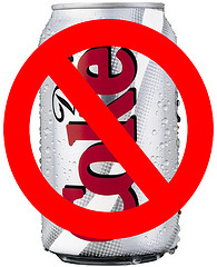 No Diet Coke!  (Photo Courtesy Uni-Watch.com)