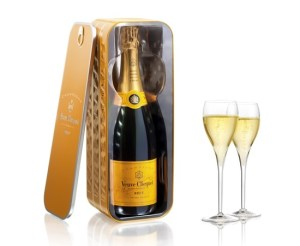 Veuve Clicquot is my favorite champagne (Photo Credit: LuxuryLaunches.com)