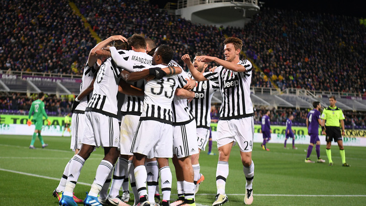 Análisis táctico Fiorentina - Juventus