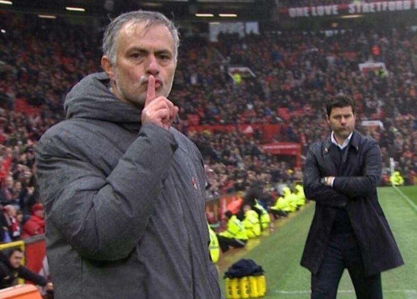 La evolución defensiva de Mourinho