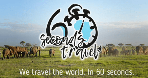 60 seconds travel