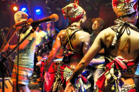 """ナイジェリア音楽・アフロビートの神様Fela Kutiの生誕祭""""Felabration Osaka""""が開催!"""