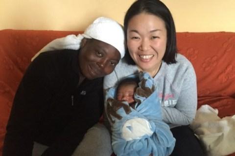 アフリカから逃れてくる難民を救いたい!救助船で活動した日本人助産師の挑戦!
