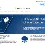 NEC、南アフリカのICTソリューション企業XON社を子会社化!社会ソリューション事業を拡大へ!