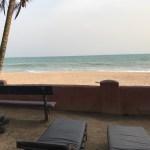 西アフリカのガーナ到着!首都アクラからケープコーストへ!〜海に面する快適ゲストハウスをご紹介〜