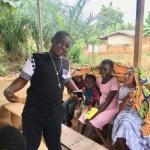 子どもたちの友達の輪を広げたい!ガーナで人間関係の土壌となる秘密基地を作ろう!【第7回】