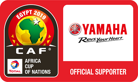 サッカーボールも寄贈!ヤマハ発動機、アフリカネイションズカップ2019に協賛!