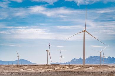 再生可能エネルギー普及に貢献!豊田通商、エジプト初の風力発電IPP事業を開始!