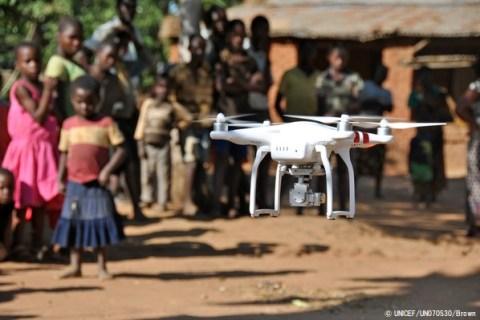 ユニセフ、マラウイにドローンアカデミーを設立!アフリカの若者150人に研修を提供へ!