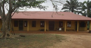 A primary health centre in Ukwulu town, Nigeria. Photo credit: Pastorflex