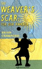 The Weaver's Scar for our Rwanda Book Cover