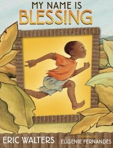 My Name is Blessing Book Cover