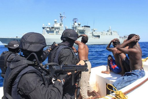 126 Somali pirates have been convicted  in the last four years