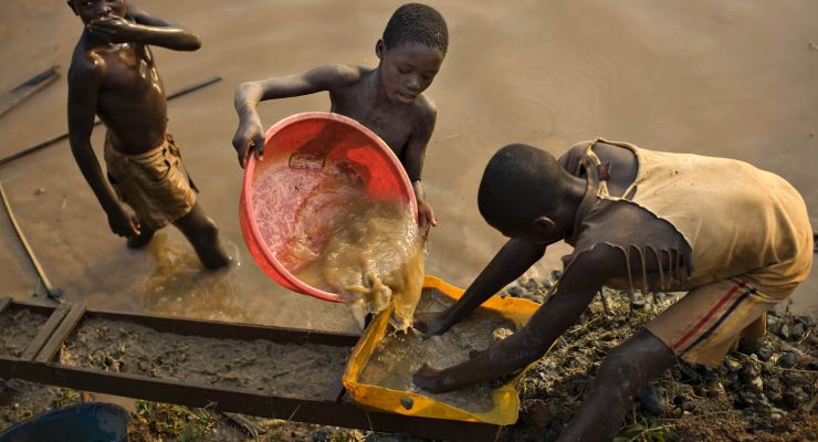 Modern slavery is still rampant in the countries that produce most of the world's goods