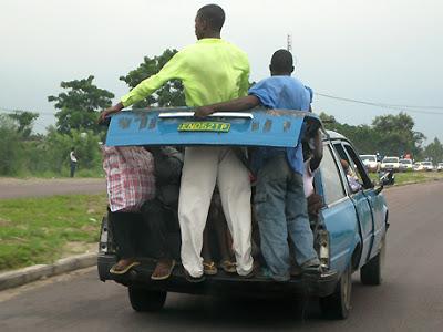kinshasa Congo business transport