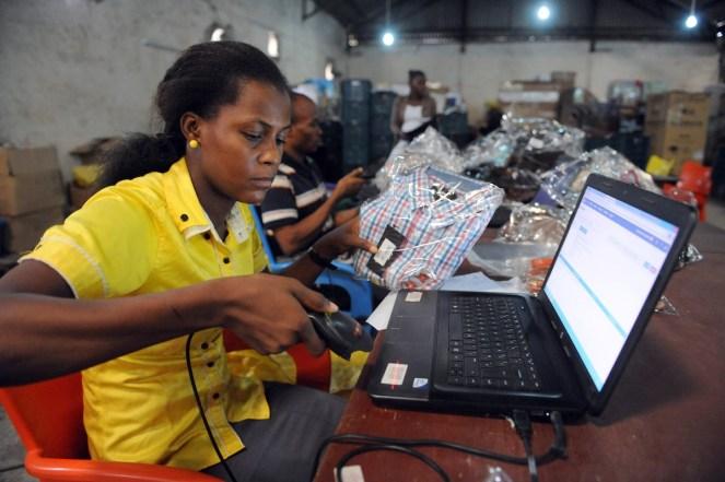 NIGERIA-ECONOMY-INTERNET-AFRICA
