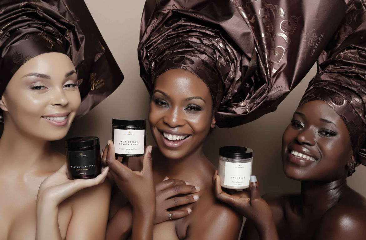 How An American-Nigerian Entrepreneur Started Her African Skin Care Range FAST