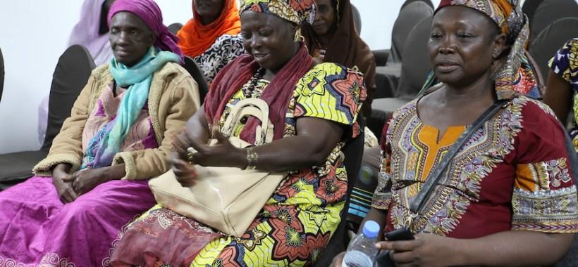 Donne e vittime di Habré