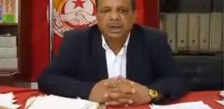 النقابي عدنان الحاجي يعلن ترشحه على رأس قائمة مستقلة للانتخابات التشريعية لجهة قفصة